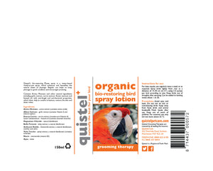Organic Bio-Restoring Bird Spray Lotion