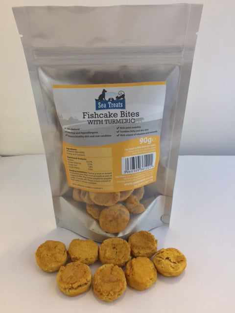 Sea Treats dog snack available from Quistel pets