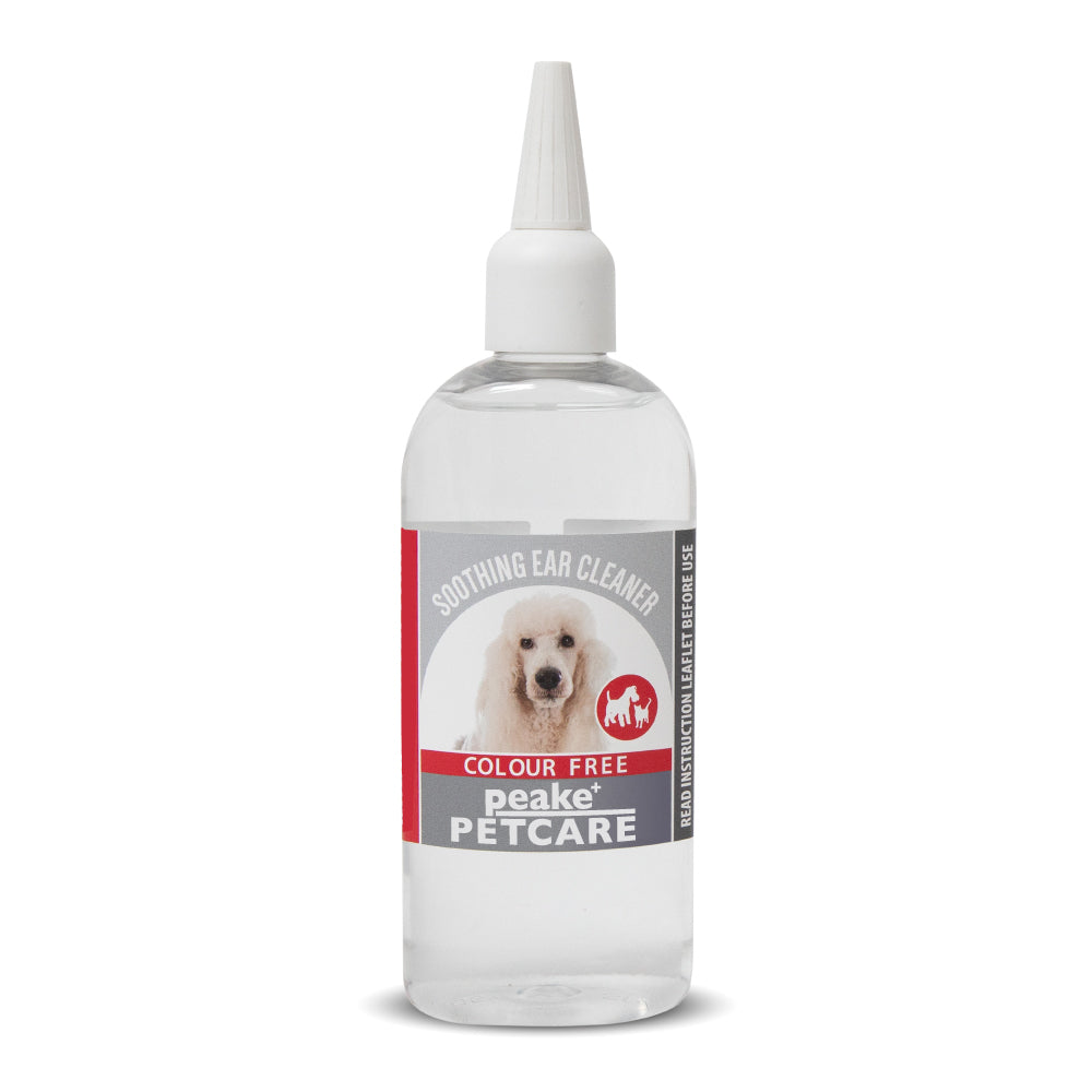 Colour Free Soothing Ear Cleaner - 500ml