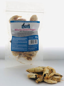 Whole Dried Prawns (50g)
