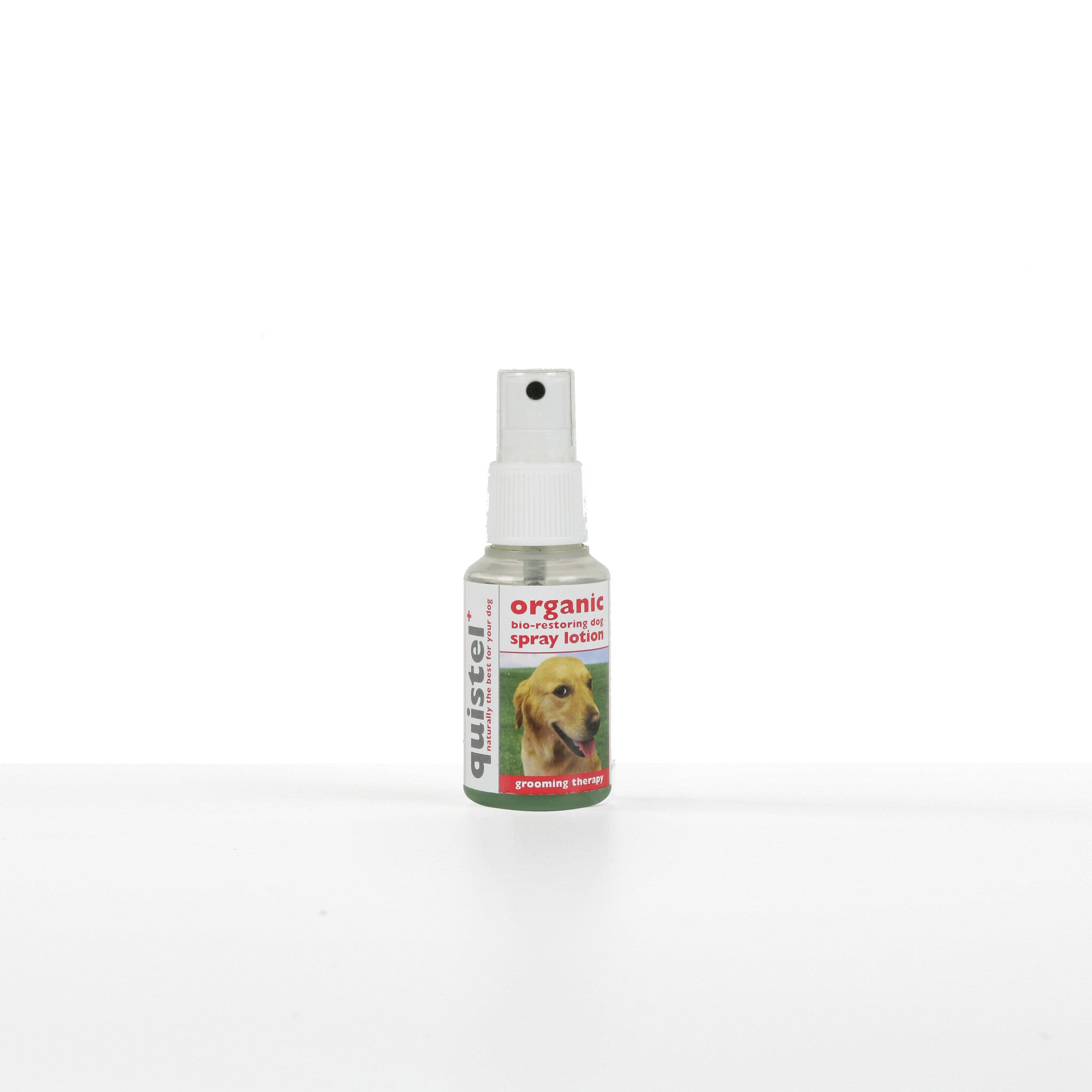 Quistels Organic Grooming Dog Lotion - 50ml Trial Size
