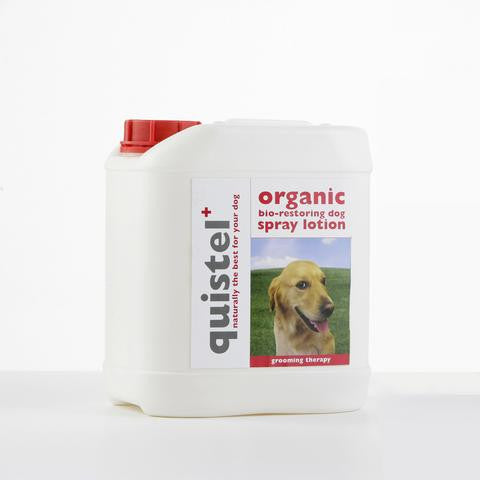 Organic Bio-Restoring Dog Spray Lotions 5 Litre
