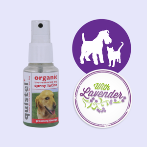 Quistel's Lavender Dog Lotion Spray