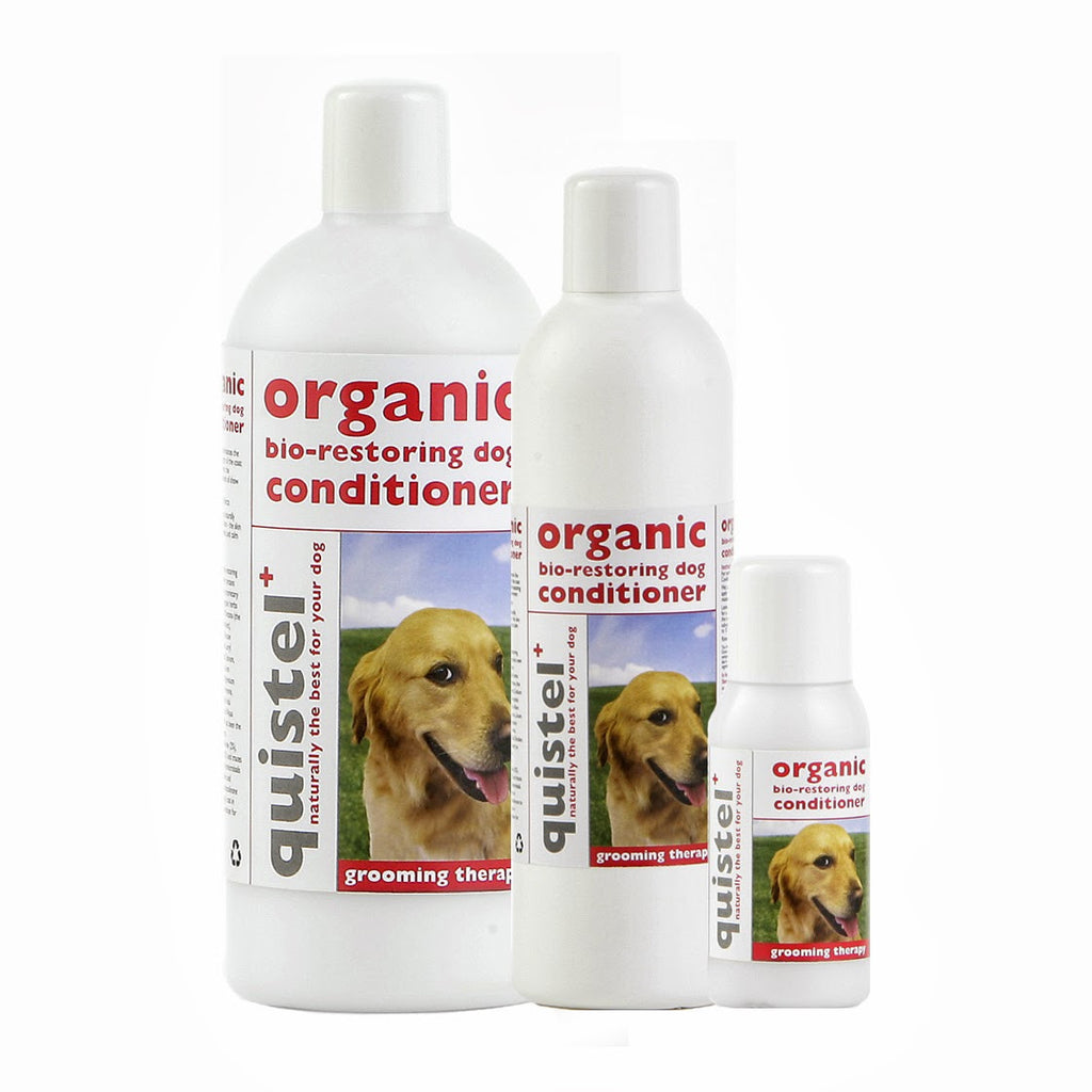Organic Bio-Restoring Dog Conditioners - 1 Litre