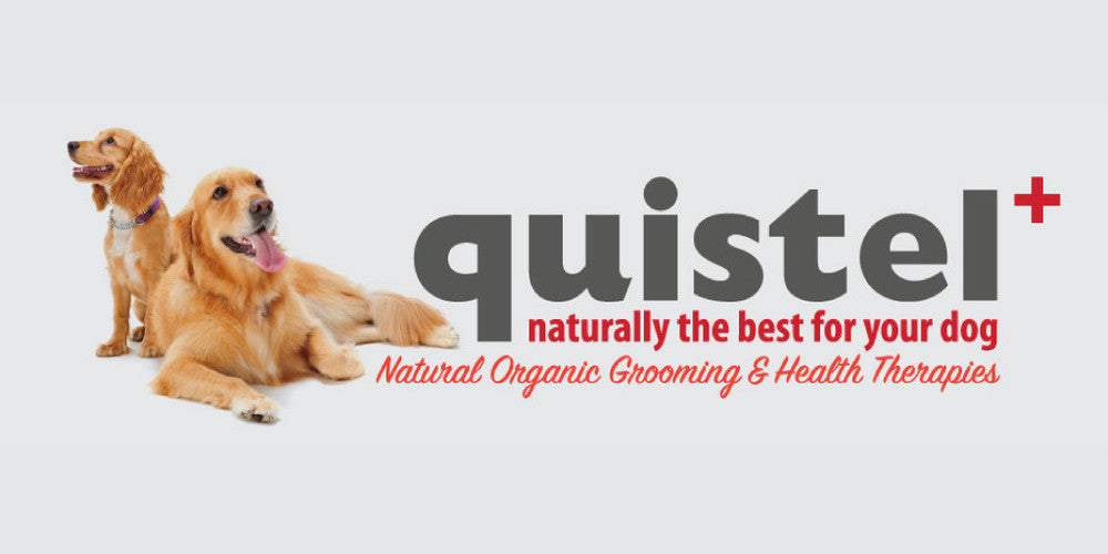 quistel organic dog and puppy pet grooming