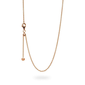 PANDORA ROSE CLASSIC CABLE CHAIN NECKLACE