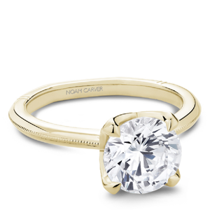 ATELIER YELLOW GOLD ENGAGEMENT RING