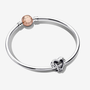 PANDORA LIMITED EDITION MY WHOLE HEART BANGLE GIFT SET - Appelt's Diamonds