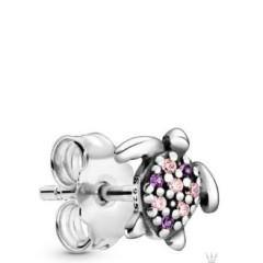 PANDORA ME EARRING MY SEA TURTLE STUD (SINGLE)