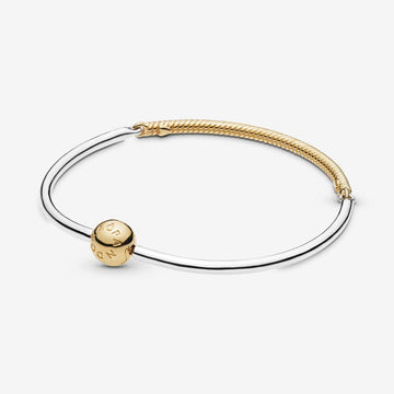 PANDORA SHINE THREE LINK BANGLE