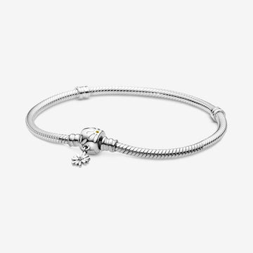 PANDORA BRACELET MOMENTS DAISY FLOWER CLASP