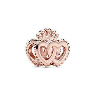 PANDORA ROSE  RGP UNITED REGAL HEARTS BEAD