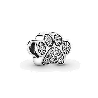 PANDORA  PAW PRINTS CZ BEAD - Appelt's Diamonds