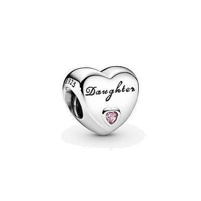 PANDORA  DAUGHTER'S HEART CHARM