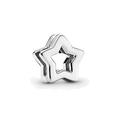 PANDORA REFLEXIONS  SLEEK STAR BEAD