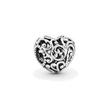 PANDORA  REGAL HEART BEAD