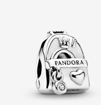 PANDORA  ADVENTURE BAG CZ BEAD