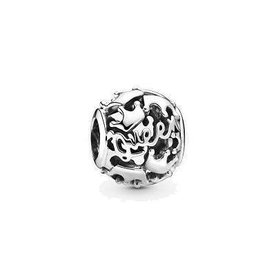 PANDORA  QUEEN & REGAL CROWN BEAD