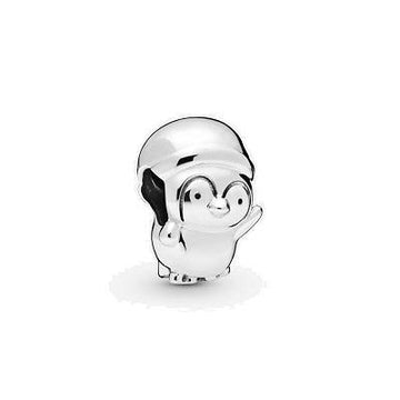 PANDORA  WINTER PENGUIN CHARM