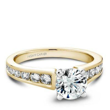 NOAM CARVER ENGAGEMENT RING B006-01YWA-100A