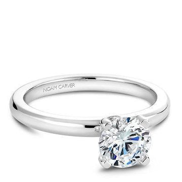 NOAM CARVER ENGAGEMENT RING B012-02WA-100A