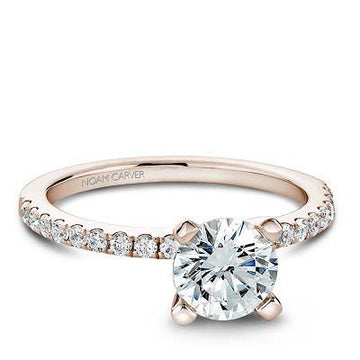 NOAM CARVER ENGAGEMENT RING B017-01RA-100A