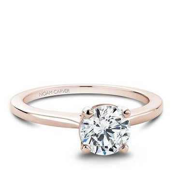NOAM CARVER ENGAGEMENT RING B018-01RM-075A