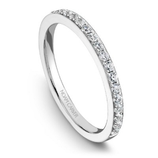 NOAM CARVER WEDDING BAND B018-02WA-100B