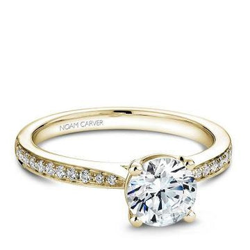 NOAM CARVER ENGAGEMENT RING B018-02YM-100A