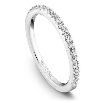 NOAM CARVER ENGAGEMENT RING B027-02WA-100A
