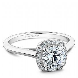 NOAM CARVER ENGAGEMENT RING B096-05WA-100A