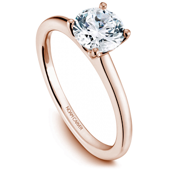 NOAM CARVER ENGAGEMENT RING B101-02RM-100A