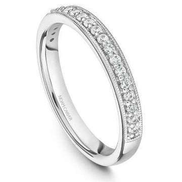 NOAM CARVER ENGAGEMENT RING B250-01WA-100B