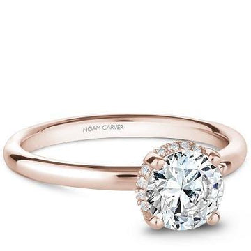 NOAM CARVER ENGAGEMENT RING B263-02RA-100A