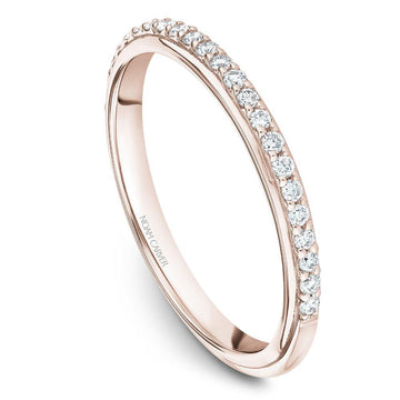 NOAM CARVER VINTAGE WEDDING BAND - Appelt's Diamonds