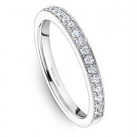 NOAM CARVER WEDDING BAND B341-01WM-100B - Appelt's Diamonds