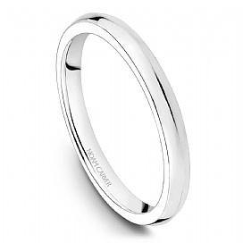 NOAM CARVER WEDDING BAND B353-01WM-100B - Appelt's Diamonds