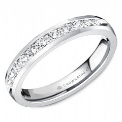 CROWN RING LADIES WEDDING BAND CA1E0611Z-A6Z