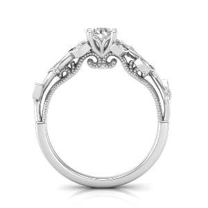 MAJESTY SOLITAIRE ENGAGEMENT RING L8521-E