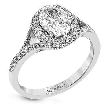 SIMON G ENGAGEMENT RING   MR2347-A
