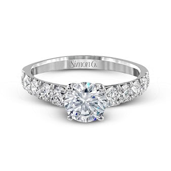 SIMON G ENGAGEMENT RING   MR2548