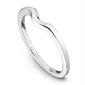 NOAM CARVER STACKABLE WEDDING BAND STE1-2WA
