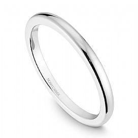 NOAM CARVER STACKABLE WEDDING BAND STE2-1WA