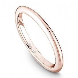 NOAM CARVER STACKABLE WEDDING BAND STE2-2RM - Appelt's Diamonds