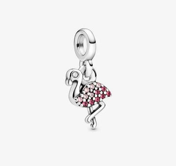 PANDORA ME MICRO SIZE MY PINK FLAMINGO DANGLE - Appelt's Diamonds