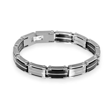 STEELX LINK BRACELET - Appelt's Diamonds