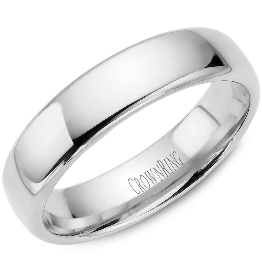 TRADITIONAL WEDDING BAND SUPREME COMFORT 10KW (SIZE 9 - 15)