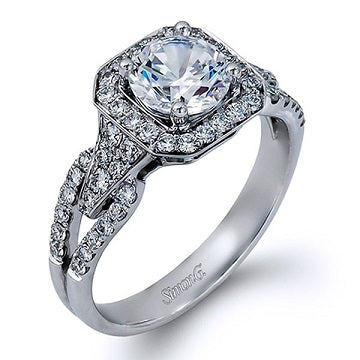 SIMON G ENGAGEMENT RING   TR362
