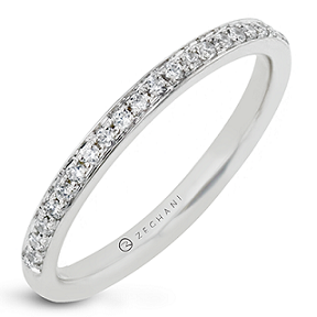 14K DIAMOND WEDDING BAND ZR31PVWB - Appelt's Diamonds