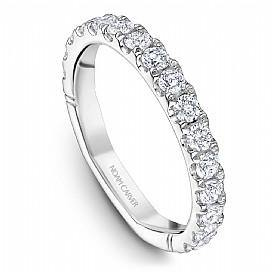 ATELIER 18K WHITE GOLD LADIES BAND